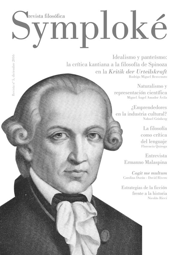 Revista Symploké N5
